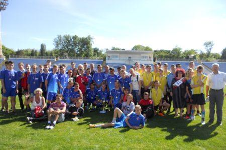 Победители и призёры Кубка главы администрации города Симферополя по футболу