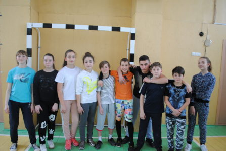 Команда 7-А класса