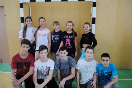 Команда 7-Б класса