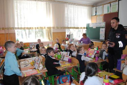 Улицкий М.В. в 1-Б классе