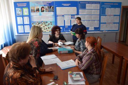 Круглый стол с директором О.Н. Скребец