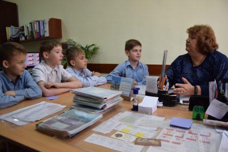 социальный педагог Т.И. Торчило