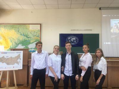 команды нашей школы